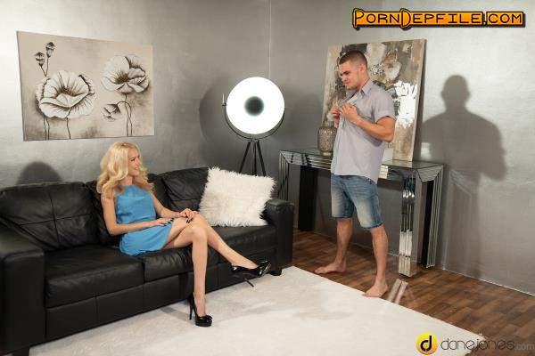 DaneJones, SexyHub: Monique Woods - Sexy Hungarian blonde craves cock (Handjob, Masturbation, BDSM, Spanking) 480p