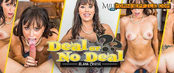 MilfVR: Alana Cruise - Deal or No Deal (Milf, VR, SideBySide, Gear VR) (Gear VR) 1600p