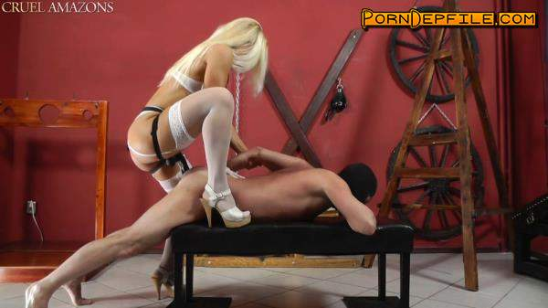 CruelAmazons, Cruel-Mistresses, Cruel-Strapon: Mistress Zita - Further Punishment (FullHD, Fetish, Femdom, Strapon) 1080p