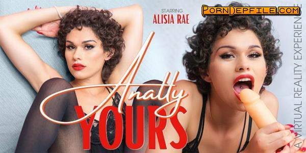 VRBTrans: Alisia Rae - Anally Yours (VR, Shemale, SideBySide, Smartphone) (Smartphone, Mobile) 960p