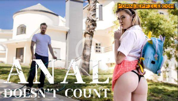 PureTaboo: Chloe Foster - Anal Doesnt Count (Blonde, Teen, Anal, Incest) 1080p