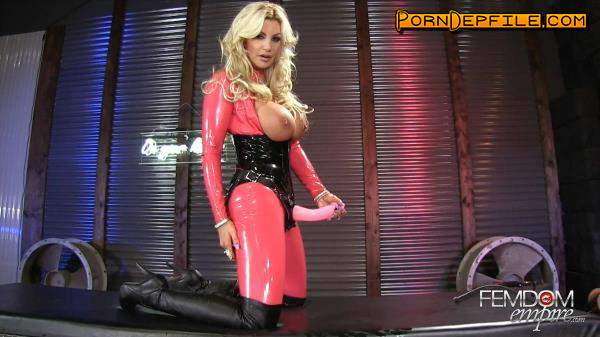 FemdomEmpire: Brittany Andrews - Play A Game With Me (Big Tits, Fetish, Latex, Femdom) 1080p