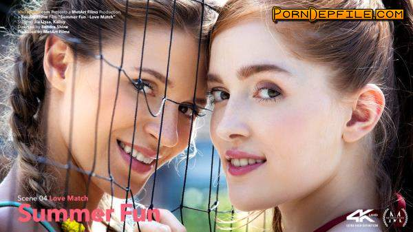 VivThomas, MetArt: Jia Lissa, Kalisy - Summer Fun Episode 4 - Love Match (HD Porn, Lesbian) 720p