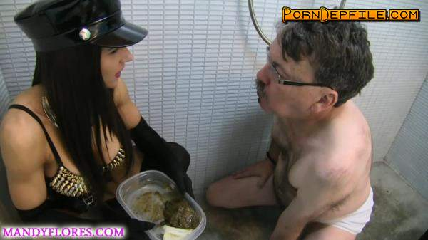 MandyFlores: Mandy Flores - Extreme smoking and scat humiliation with SlaveRay (Scat) 1080p