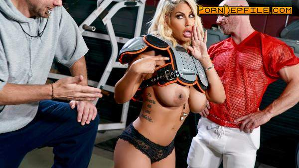 PornstarsLikeitBig, Brazzers: Bridgette B - Get Your Head In The Game (SD, Hardcore, Big Tits, Milf) 480p