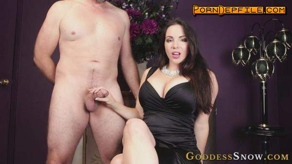 GoddessSnow, clips4sale: Allesandra Snow - Ready For Real Cock (Fetish, BDSM, Femdom, Humiliation) 720p