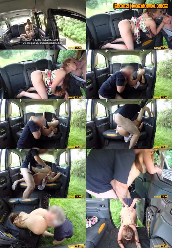 FakeTaxi, FakeHub: Ashleigh Devere - Busty Redhead Loves Rough Fucking (Gonzo, Doggystyle, Deep Throat, Big Tits) 368p