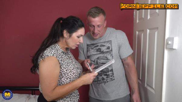 Mature.nl, Mature.eu: Josephine James - British big breasted Temptress having a date night (Natural Tits, Facial, Big Tits, Mature) 1080p