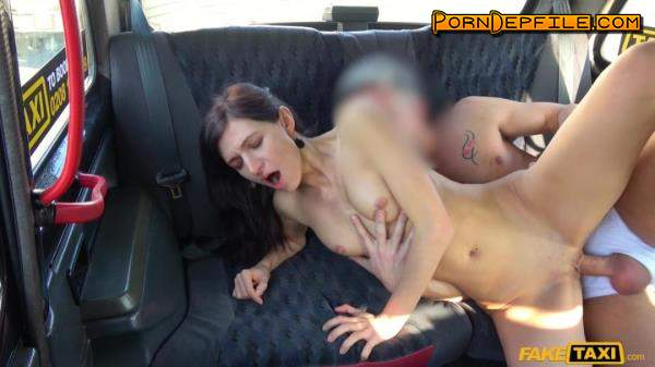 FakeTaxi, FakeHub: Arian Joy, Efina - Drivers Cock Fills Passengers Pussy (Gonzo, Doggystyle, Deep Throat, Brunette) 368p