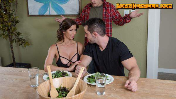 MommyGotBoobs, Brazzers: Alexis Fawx - The Nest Is The Best (SD, Brunette, Big Tits, Milf) 480p