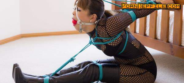 RestrictedSenses, clips4sale: Mina - A Seated Strappado (HD Porn, FullHD, BDSM, Bondage) 1080p