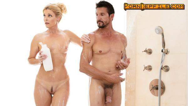 NuruMassage, FantasyMassage: India Summer - The Boss And The Client (Natural Tits, Blonde, Milf, Massage) 1080p