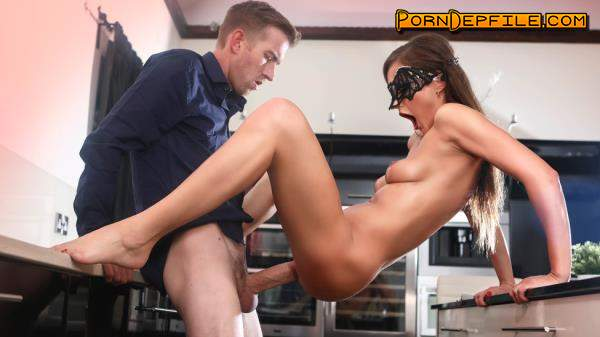 BabyGotBoobs, Brazzers: Tina Kay - Do Me After Body Sushi (Natural Tits, Facial, Brunette, Big Tits) 480p