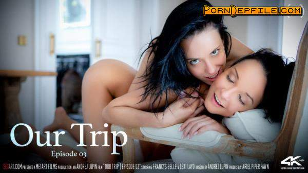 SexArt: Francys Belle, Lexi Layo - Our Trip: Episode 03 (SD, Brunette, Lesbian) 360p