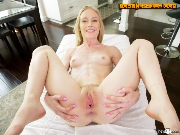 Tiny4K: Emma Starletto - Magic Pussy (Facial, Blonde, Hairy, Teen) 720p