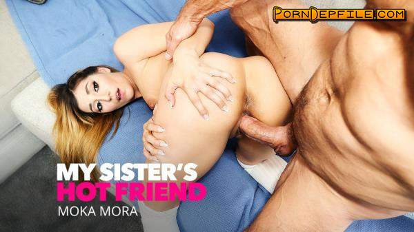 MySistersHotFriend, NaughtyAmerica: Moka Mora - Young Hottie Fucks Her Friends Brother (SD, Natural Tits, Brunette, Incest) 480p
