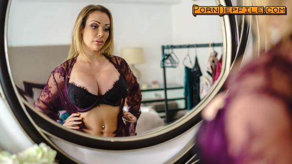 RealWifeStories, Brazzers: Chessie Kay - Dressing Room Poon (Toys, Facial, Blonde, Big Tits) 480p