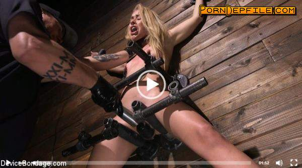 DeviceBondage, Kink: Lilly Ford - Tiny Squirting Slut Lilly Ford (Masturbation, BDSM, Bondage, Humiliation) 540p