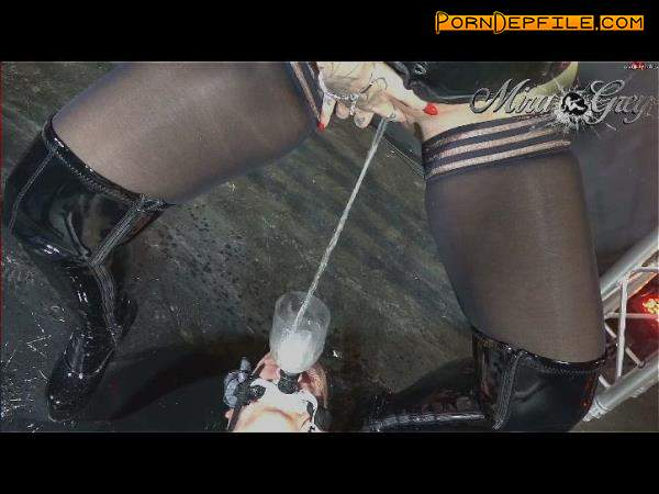 MyDirtyHobby: Mira Grey - Punishment is needed! Sparkling refueling from Latexherrin! (Pissing) 1080p