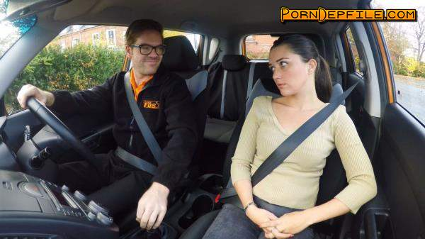 FakeDrivingSchool: Pixiee Little - Teen Drives Her Instructor Bonkers (Doggystyle, Cowgirl, Brunette, Teen) 720p