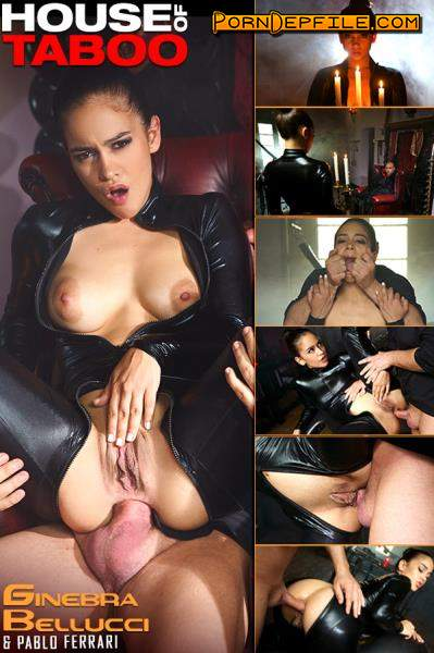 HouseOfTaboo, DDFNetwork: Ginebra Bellucci - Anal At The Monastery (Anal, Fetish, Incest, Latex) 360p