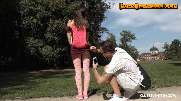 ClubSevenTeen: Taylor Krystal - Hot tourist seduced by stranger (Blowjob, Doggystyle, Cumshot, Teen) 1080p