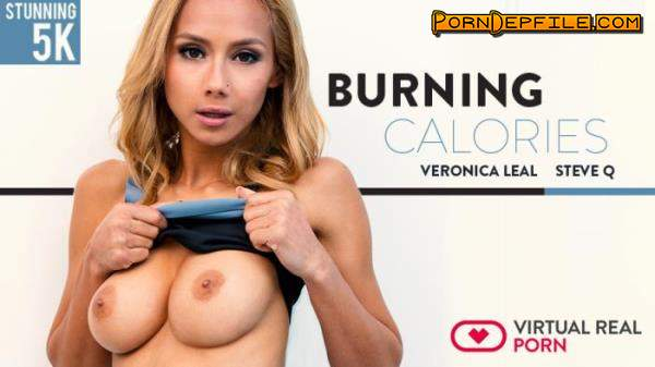 VirtualRealPorn: Veronica Leal - Burning calories (Big Tits, VR, SideBySide, Oculus) (Oculus) 2700p
