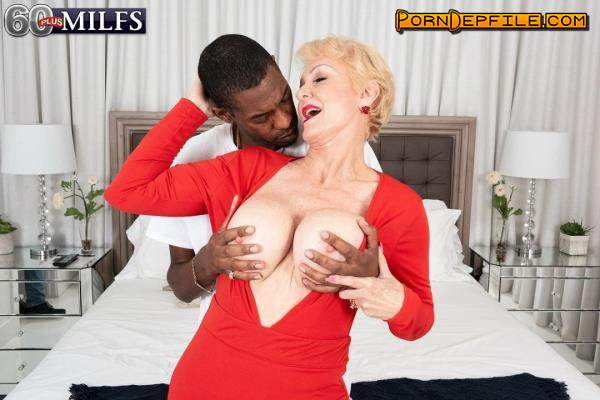 ScoreHD, PornMegaLoad, 60PlusMilfs: Seka Black - Black on Black (FullHD, Big Tits, Milf, Interracial) 1080p