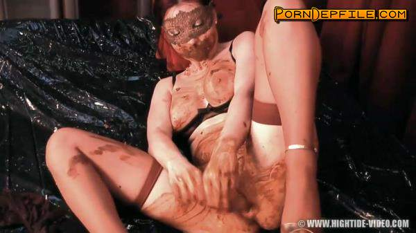 hightide-video: Regina Bella - Scat on Sofa (Scat) 720p