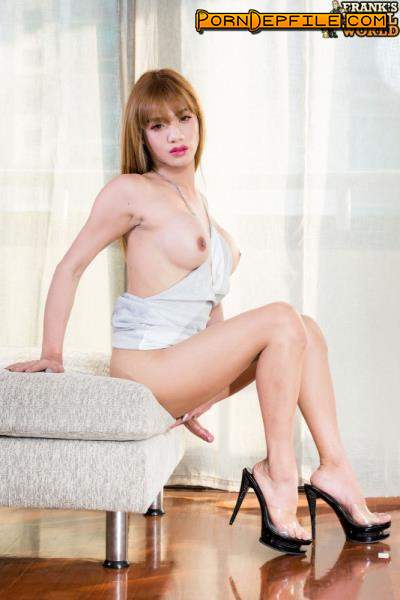 Franks-TgirlWorld: See - One Hot See Plays Her Cock! (Solo, Transsexual, Ladyboy, Shemale) 1080p