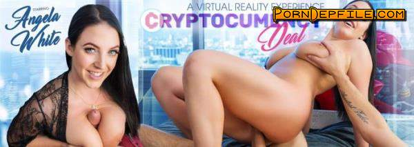 VRBangers: Angela White - CryptoCUMency Deal (Big Tits, VR, Gear VR, SideBySide) (Samsung Gear VR) 1440p