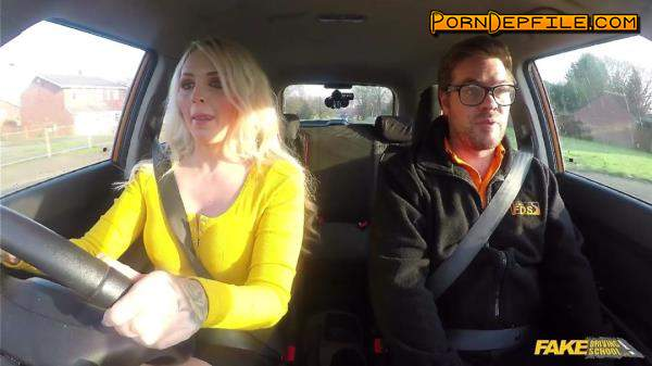 FakeDrivingSchool: Louise Lee - Louise Lee Rides Ryan (Deep Throat, Cumshot, Masturbation, Big Tits) 720p
