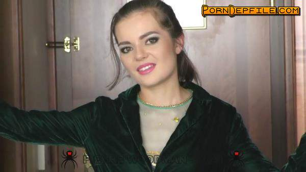 WoodmanCastingX: Lizi Vogue - XXXX - I love seduce my two men (Deep Throat, Brunette, Casting, Anal) 540p