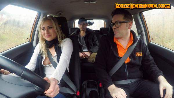 FakeDrivingSchool: Lindsey Cruz - Horny learners squirting orgasms (Cowgirl, Doggystyle, POV, Deep Throat) 480p
