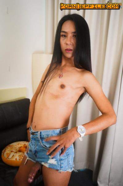 LadyBoy: They - They's Pure Pleasure! (Asian, Solo, Transsexual, Ladyboy) 1080p