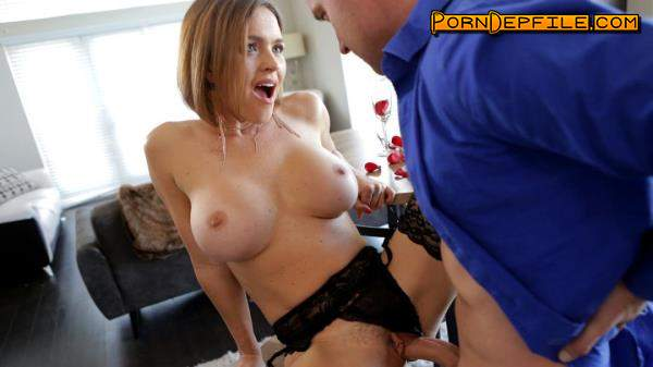 NFBusty: Krissy Lynn - Be Mine - S8:E7 (POV, Deep Throat, Brunette, Big Tits) 1080p