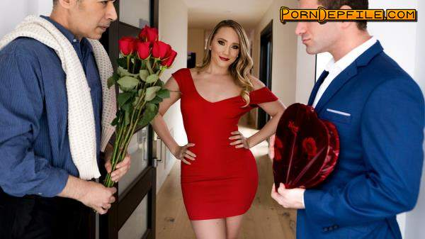 BigButtsLikeItBig, Brazzers: AJ Applegate - Earning My Valentine (Natural Tits, Small Tits, Blonde, Anal) 1080p