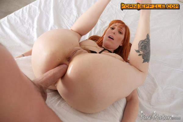 PureMature: Lauren Phillips - Lauren's Anal Training (Hardcore, Facial, Mature, Anal) 720p