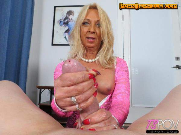 TsPov: Joy Lynn Hart - Mature Amateur Trans Sucks Dick And Loves It (Blowjob, POV, Transsexual, Shemale) 1080p