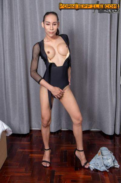 LadyBoy: EikQ - Gorgeous EikQ Is Here Again! (Solo, Transsexual, Shemale, Ladyboy) 1080p