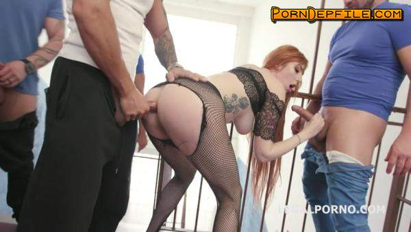 LegalPorno: Lauren Phillips, George Lee, Neeo, Tony Brooklyn - 10on1 TP Gangbang with Lauren Phillips with Balls Deep Anal, DAP, TP, Gapes, Facial GIO978 (SD, GangBang, Anal) 480p