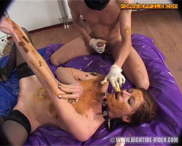 Hightide-Video: Jennifer - British Bizarre 1 (Scat) 576p