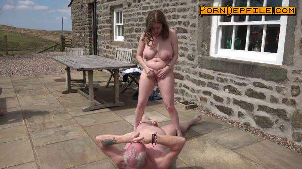 GILFAdventures: Naked old couple fuck outdoors (Facial, Big Tits, Mature, Pissing) 1080p