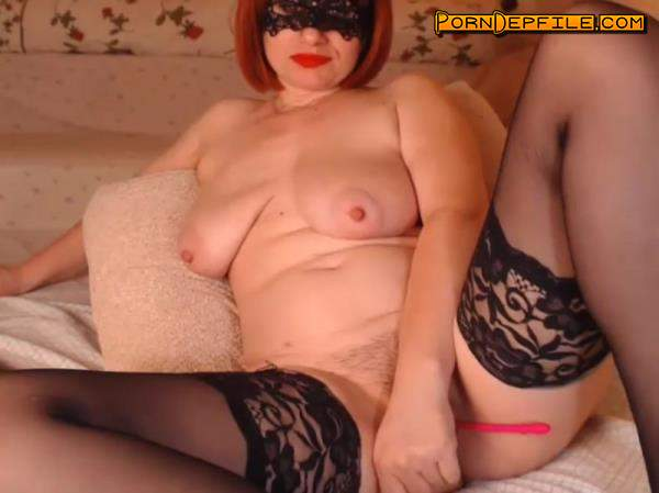 furbaFox - MILF from Ukraine (Big Tits, Amateur, Milf, Webcam) 632p
