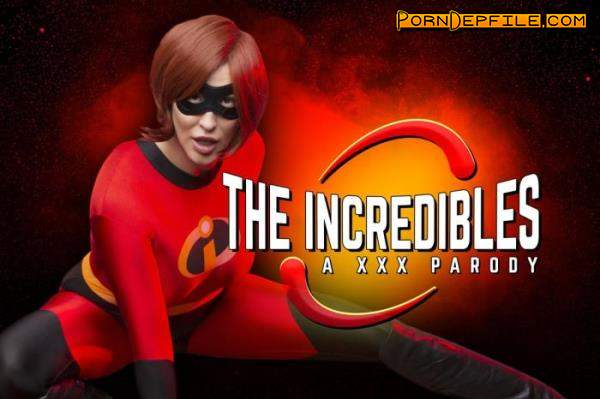 vrcosplayx: Ryan Keely - The Incredibles A XXX Parody (Milf, VR, SideBySide, Oculus) (Oculus Rift, Vive) 2700p