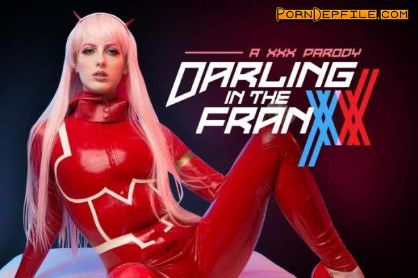 VRcosplayx: Alex Harper - Darling in The Franxx A XXX Parody (VR, Latex, SideBySide, Gear VR) (Samsung Gear VR) 1440p