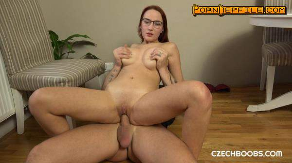 CzechBoobs: Lili Sommer - Busty Redhead Gets Her Pussy Pounded (Redhead, Czech, Big Tits, Amateur) 1080p