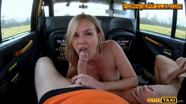 FakeTaxi, FakeHub: Summer Rose - Greedy blonde MILF wants two cocks (Hardcore, Blowjob, Anal, Threesome) 1080p