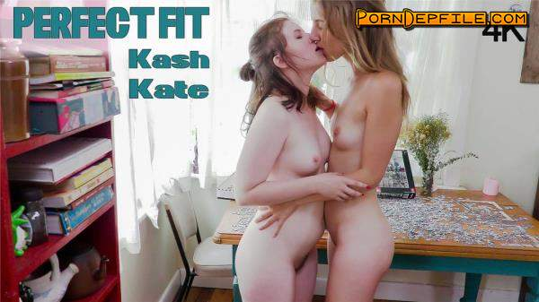 GirlsOutWest: Kash, Kate - Perfect Fit (Masturbation, Amateur, Lesbian, Pissing) 1080p