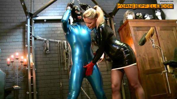 Missdoms: Latex Domination (Fetish, Rubber, Latex, Femdom) 720p